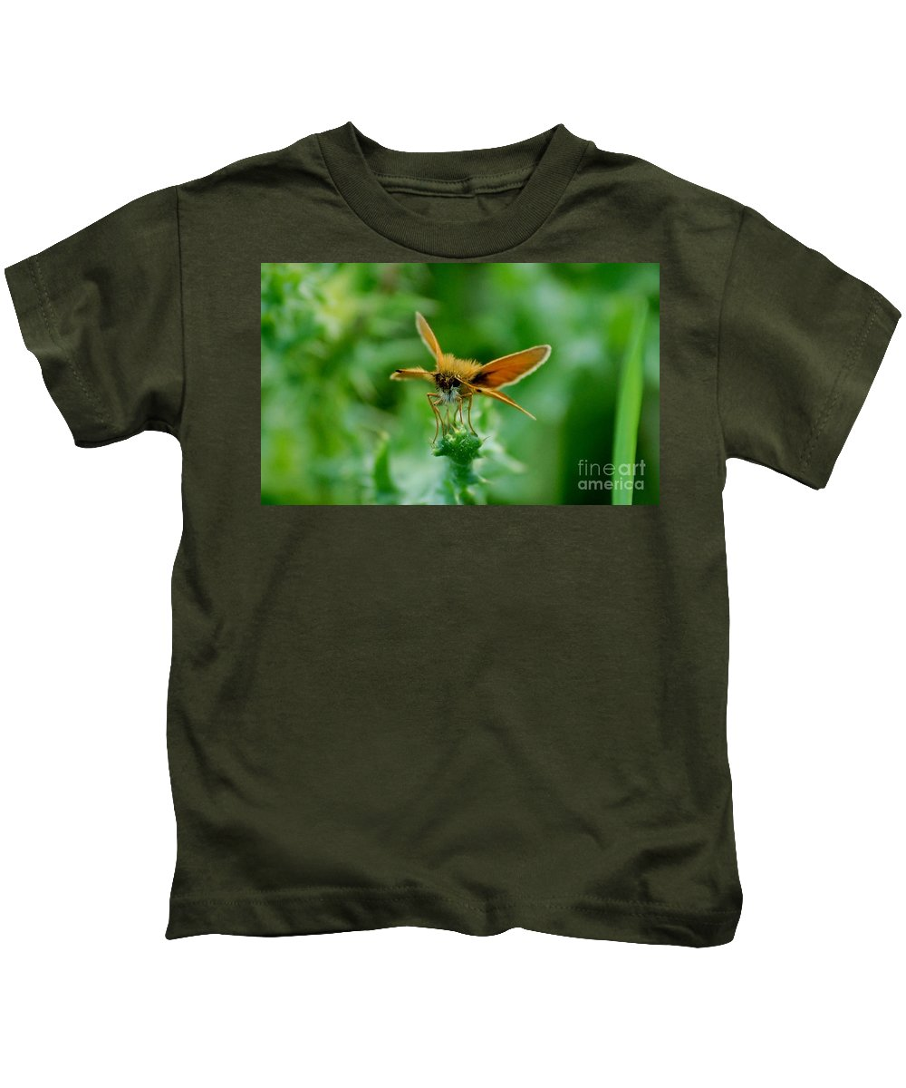 Landscape Kids T-Shirt featuring the photograph Mothera by David Lane