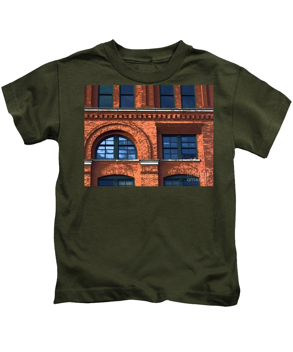 6th Floor Museum Kids T-Shirt featuring the photograph Never Forget Jfk by Debbi Granruth