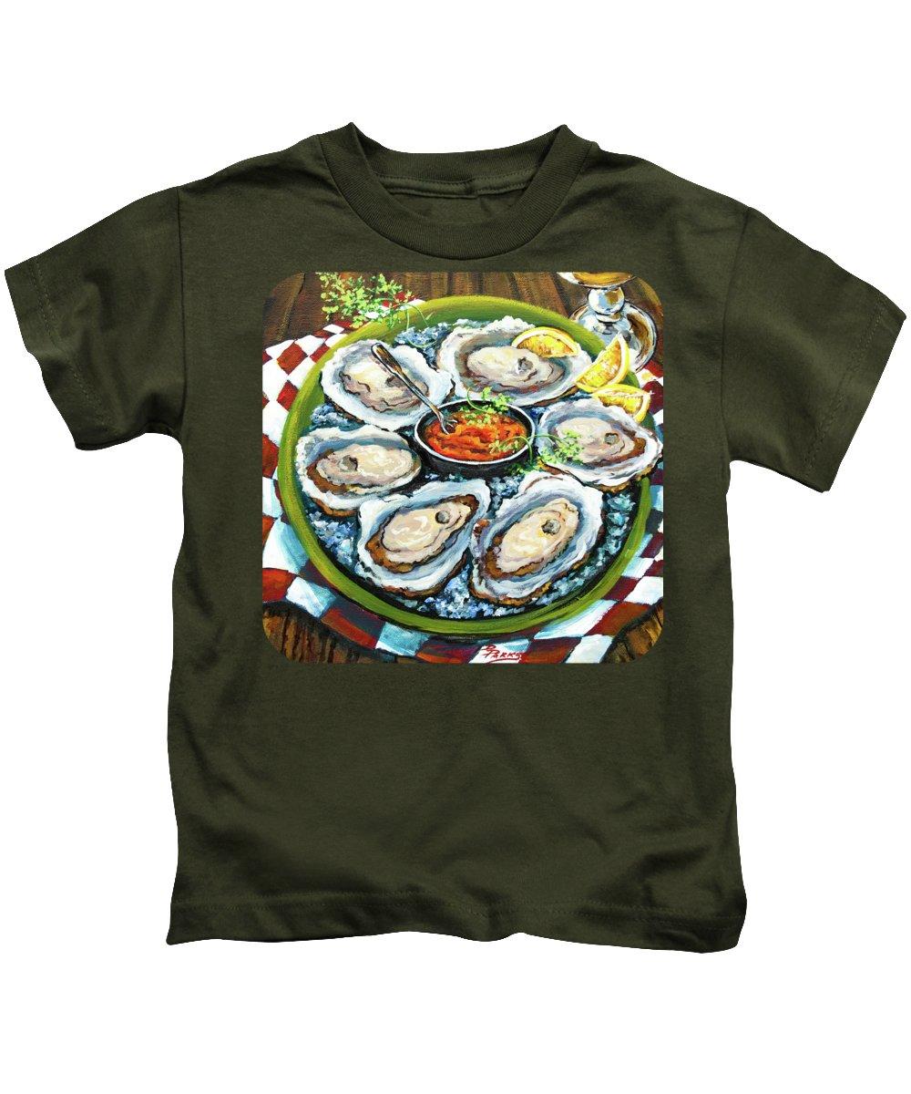 Impressionism Kids T-Shirts