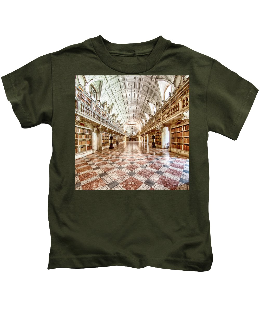 Kids T-Shirt featuring the photograph Portugal 26 by Vessela Banzourkova