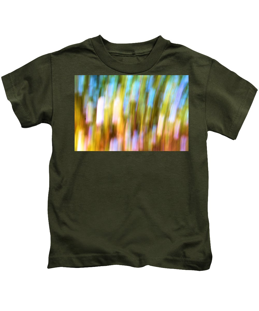 Repetition Kids T-Shirt featuring the photograph Repetition by Josephine Buschman