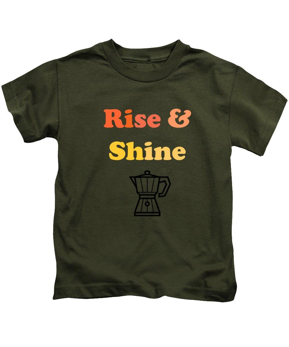 Morning Kids T-Shirts