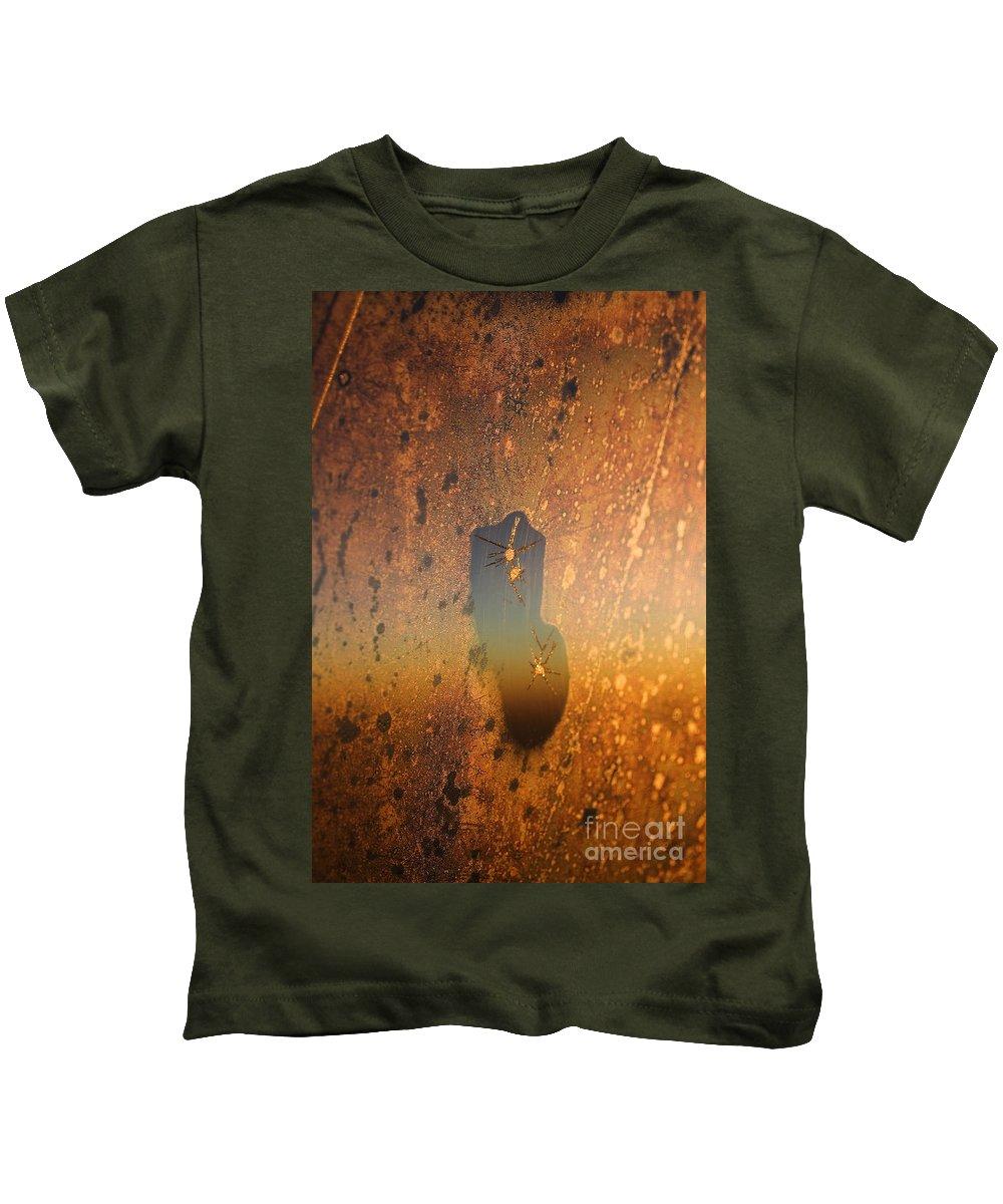 Sun Kids T-Shirt featuring the photograph Signs-7 by Casper Cammeraat
