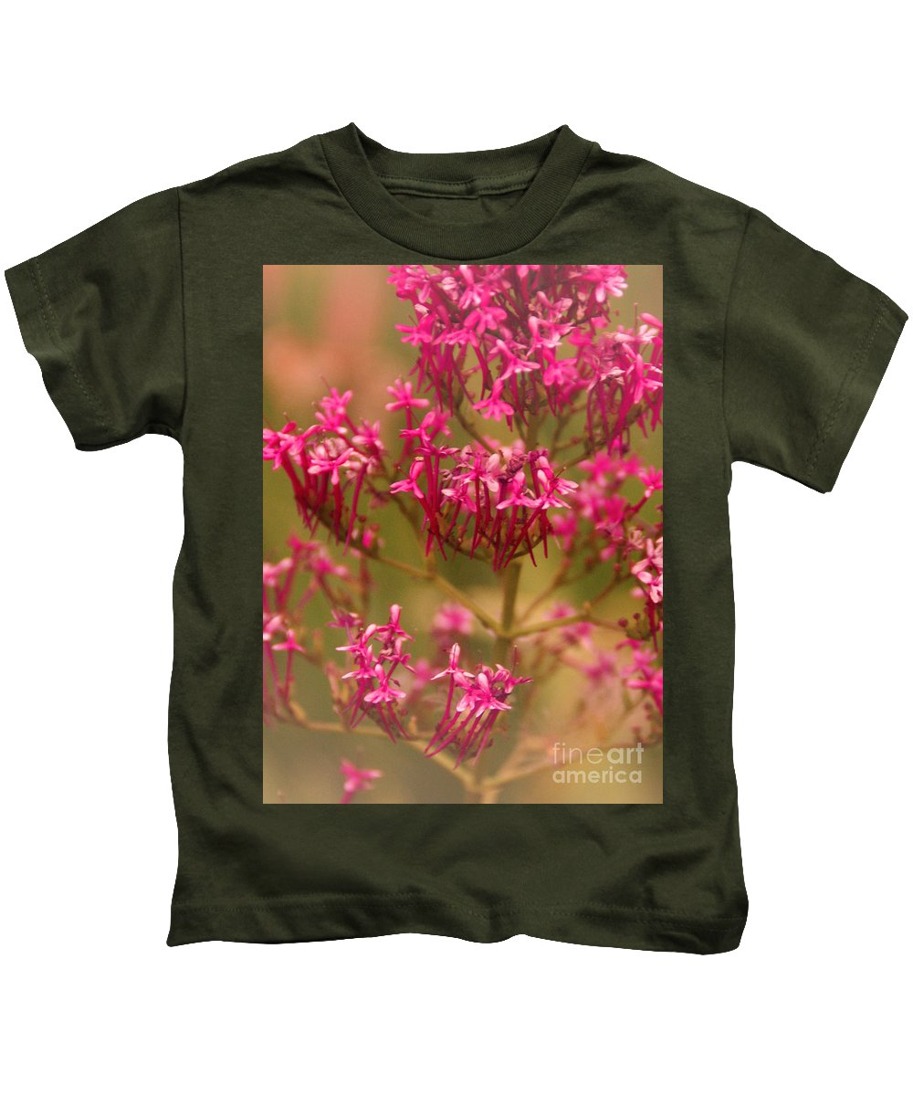 Flower Kids T-Shirt featuring the photograph Soft Pirouette by Linda Shafer