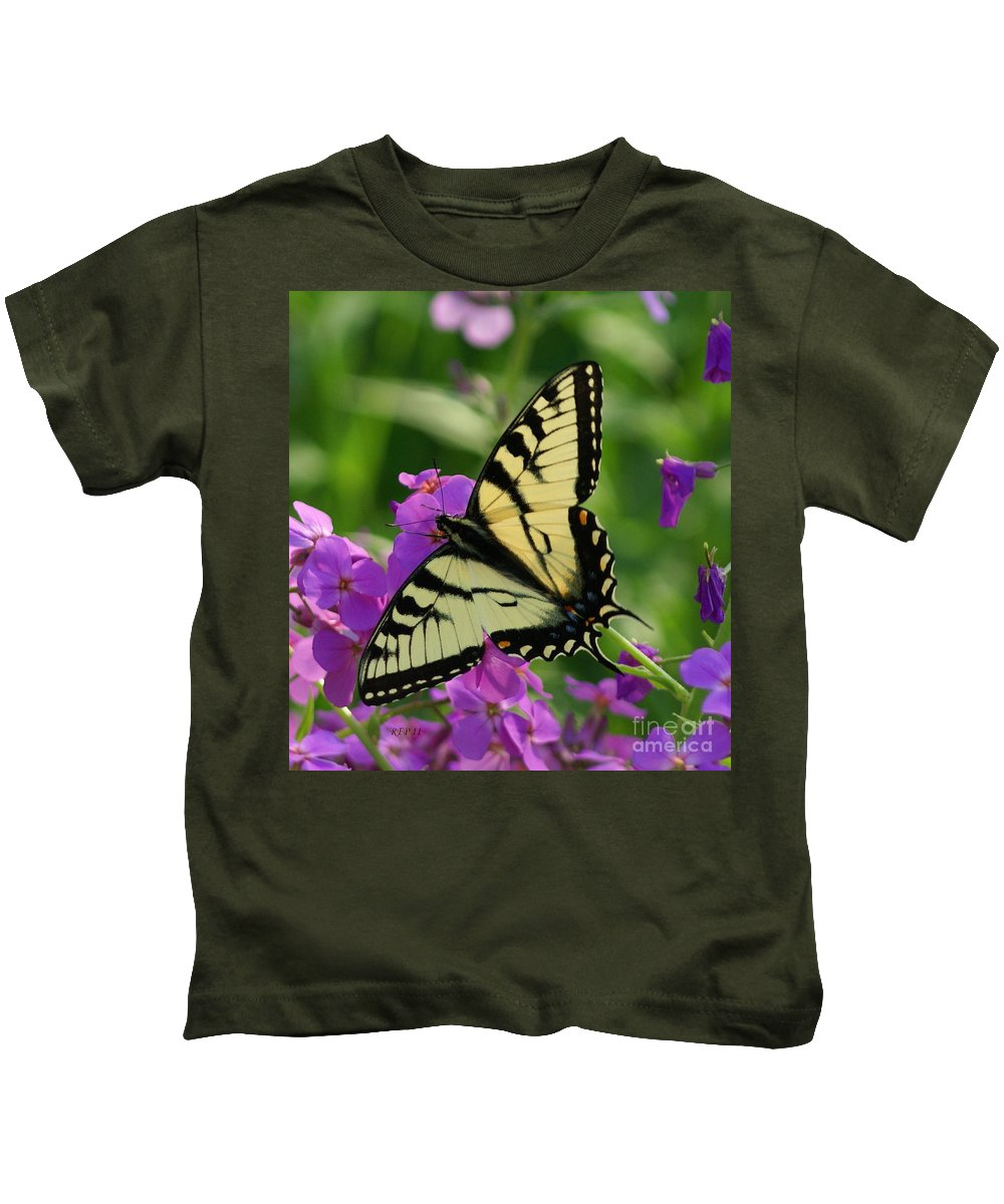 Related Tags: Spring Artwork Kids T-Shirt featuring the photograph Spring by Robert Pearson