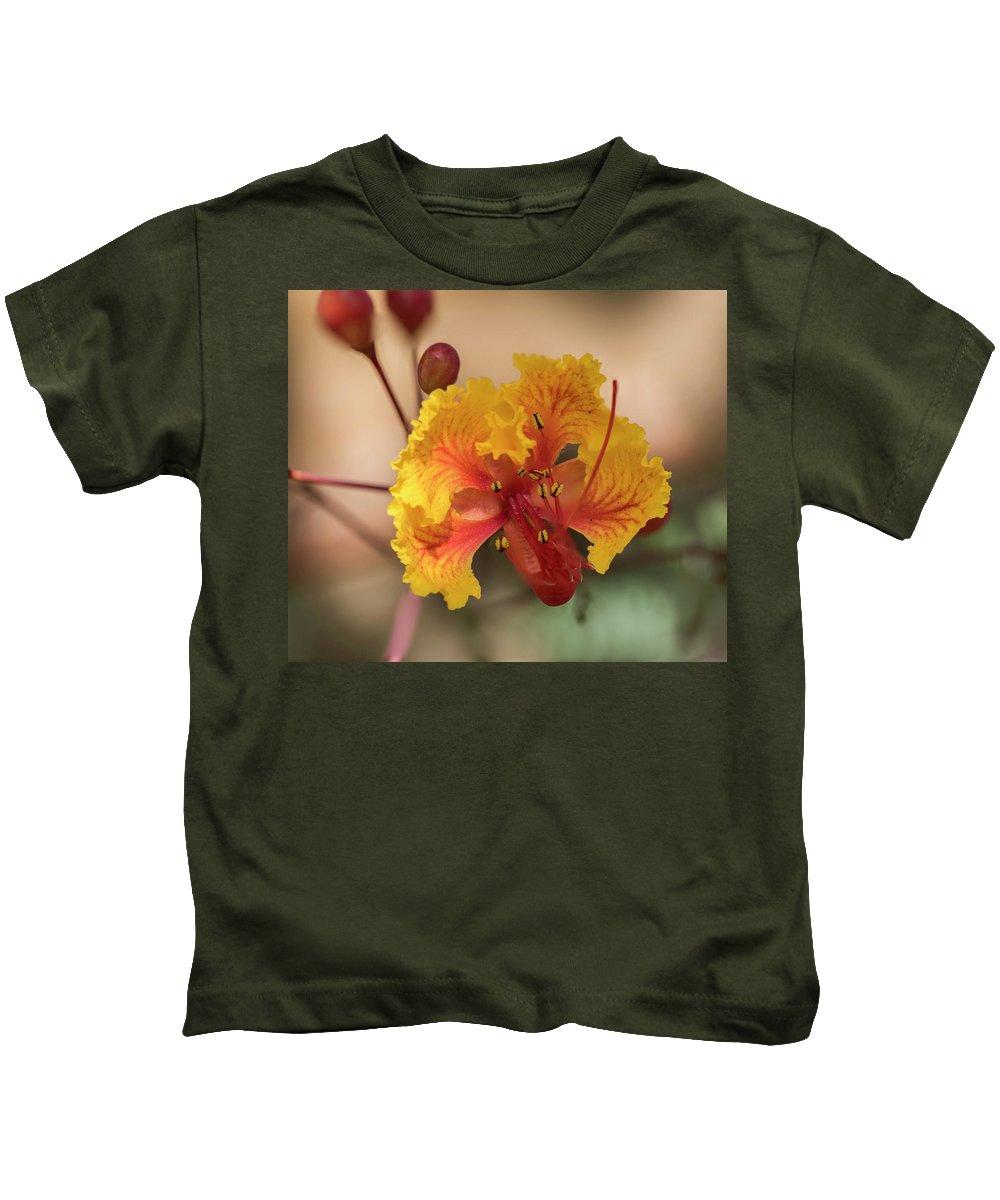 Summer Kids T-Shirt featuring the photograph Summer Flower by Kevin McCollum