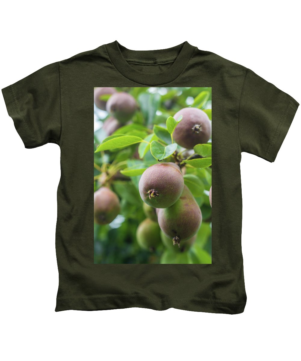 European Kids T-Shirt featuring the photograph Sweet Fruit by Andrew Balcombe