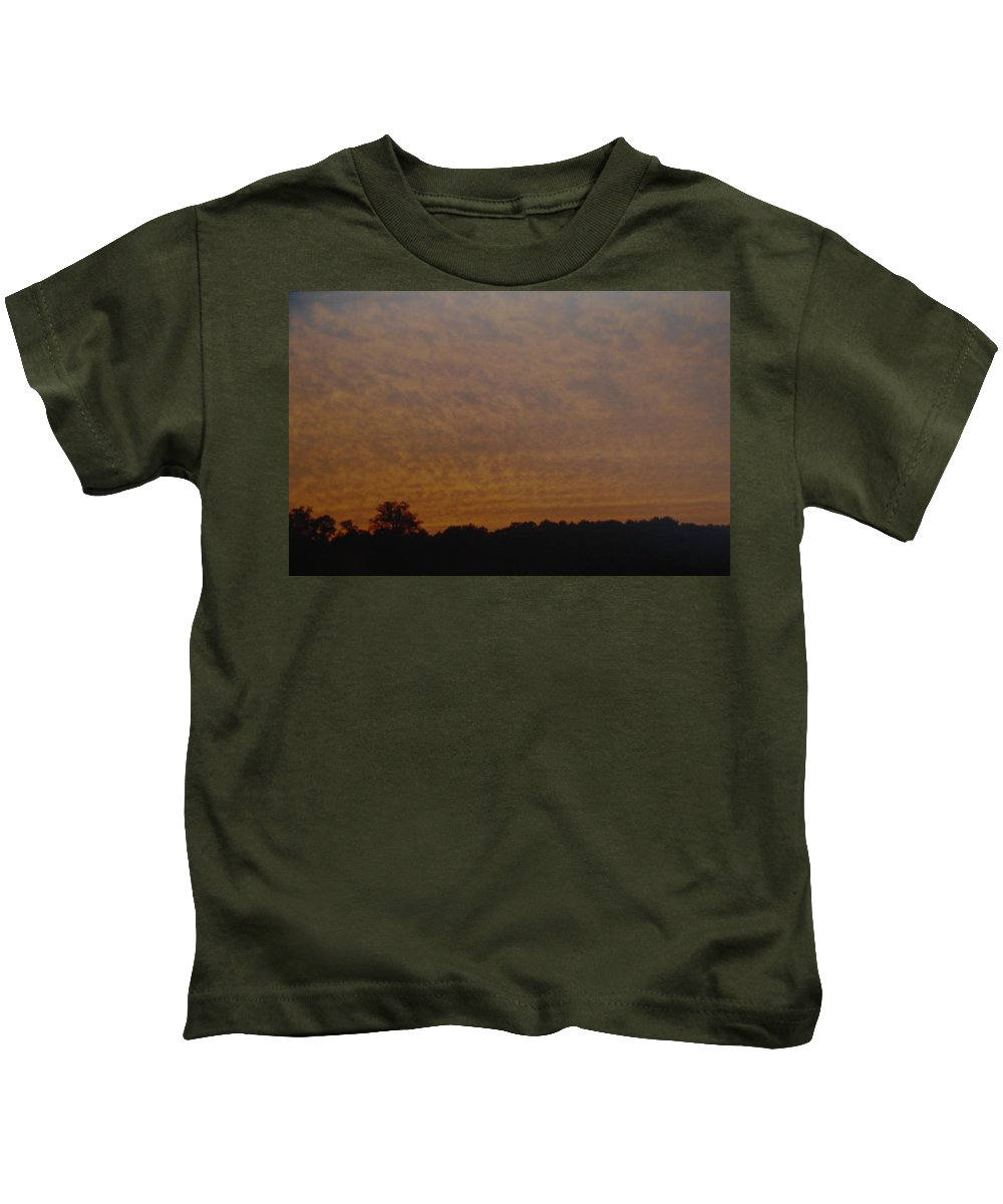 Texas Kids T-Shirt featuring the photograph Texas Sky by Rob Hans