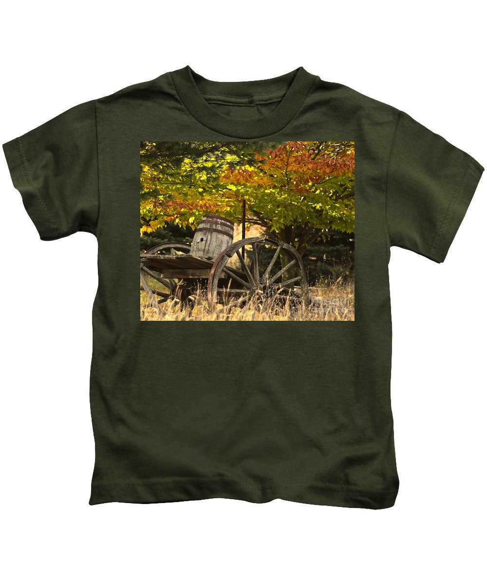Old Kids T-Shirt featuring the photograph The Old Rum Runner by Robert Pearson
