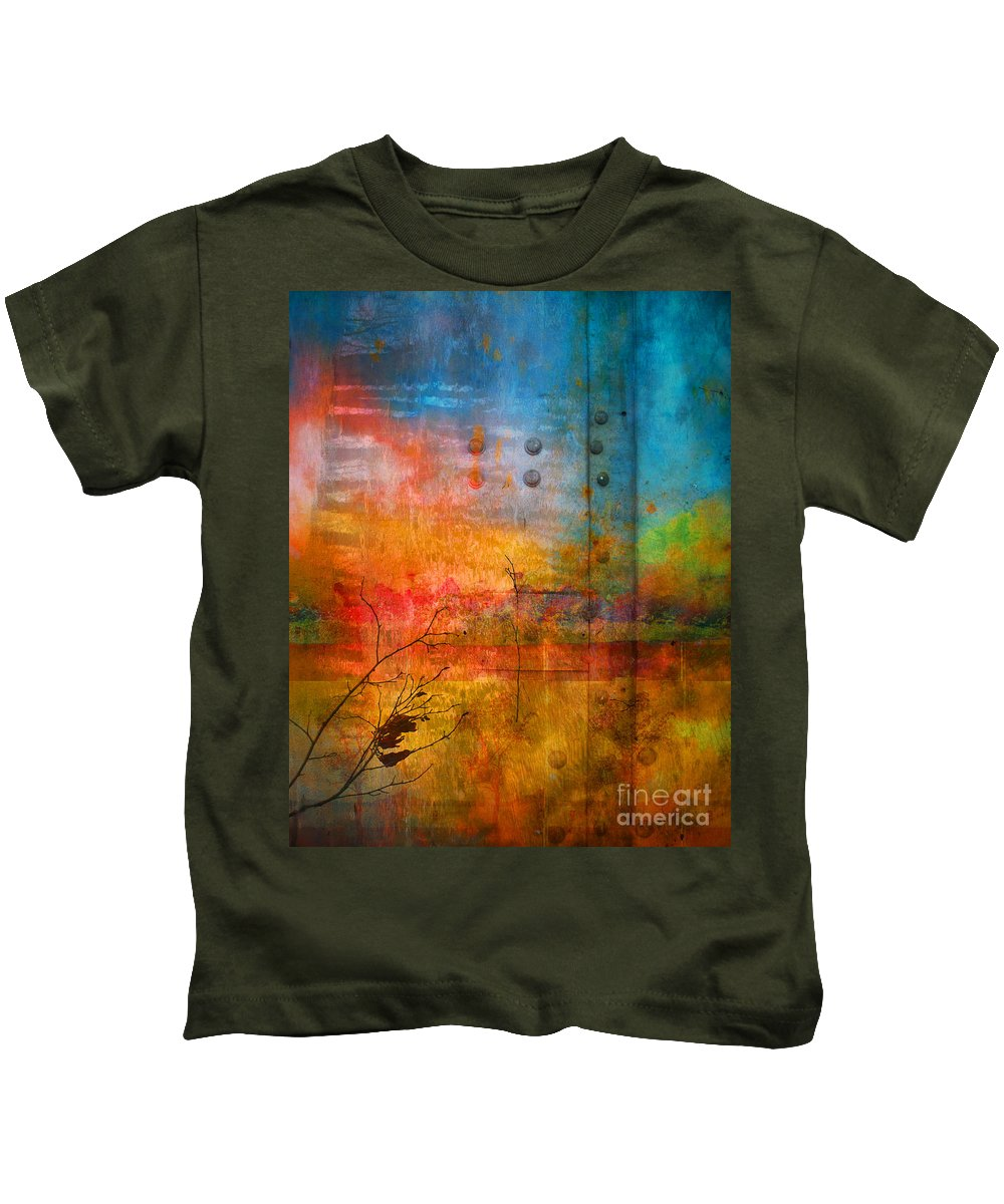 Colour Kids T-Shirt featuring the photograph The Places I Have Never Been by Tara Turner
