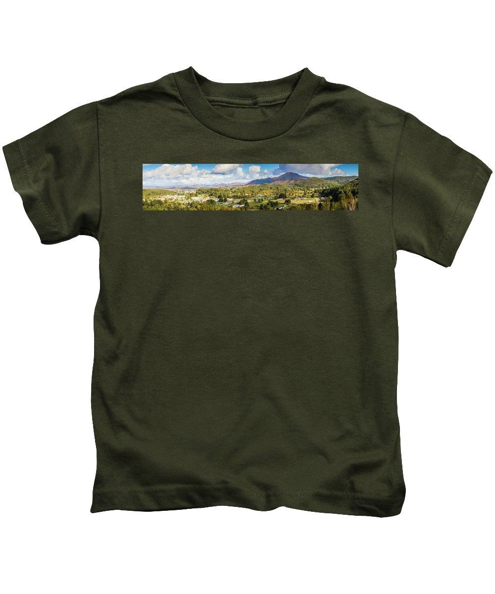 Rural Community Kids T-Shirts