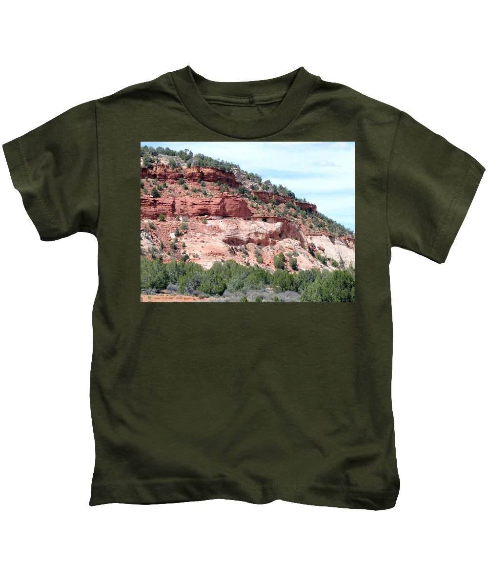 Utah Kids T-Shirt featuring the photograph Utah 9 by Will Borden