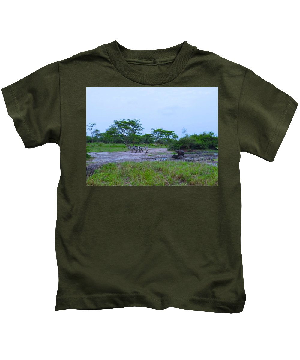 Exploramum Kids T-Shirts
