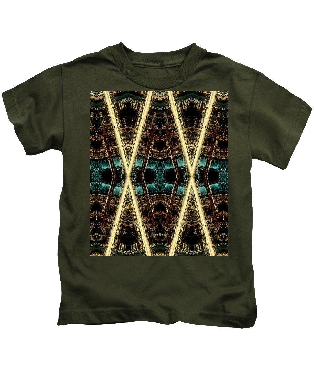 Bob Wall Kids T-Shirt featuring the photograph X-phile by Bob Wall