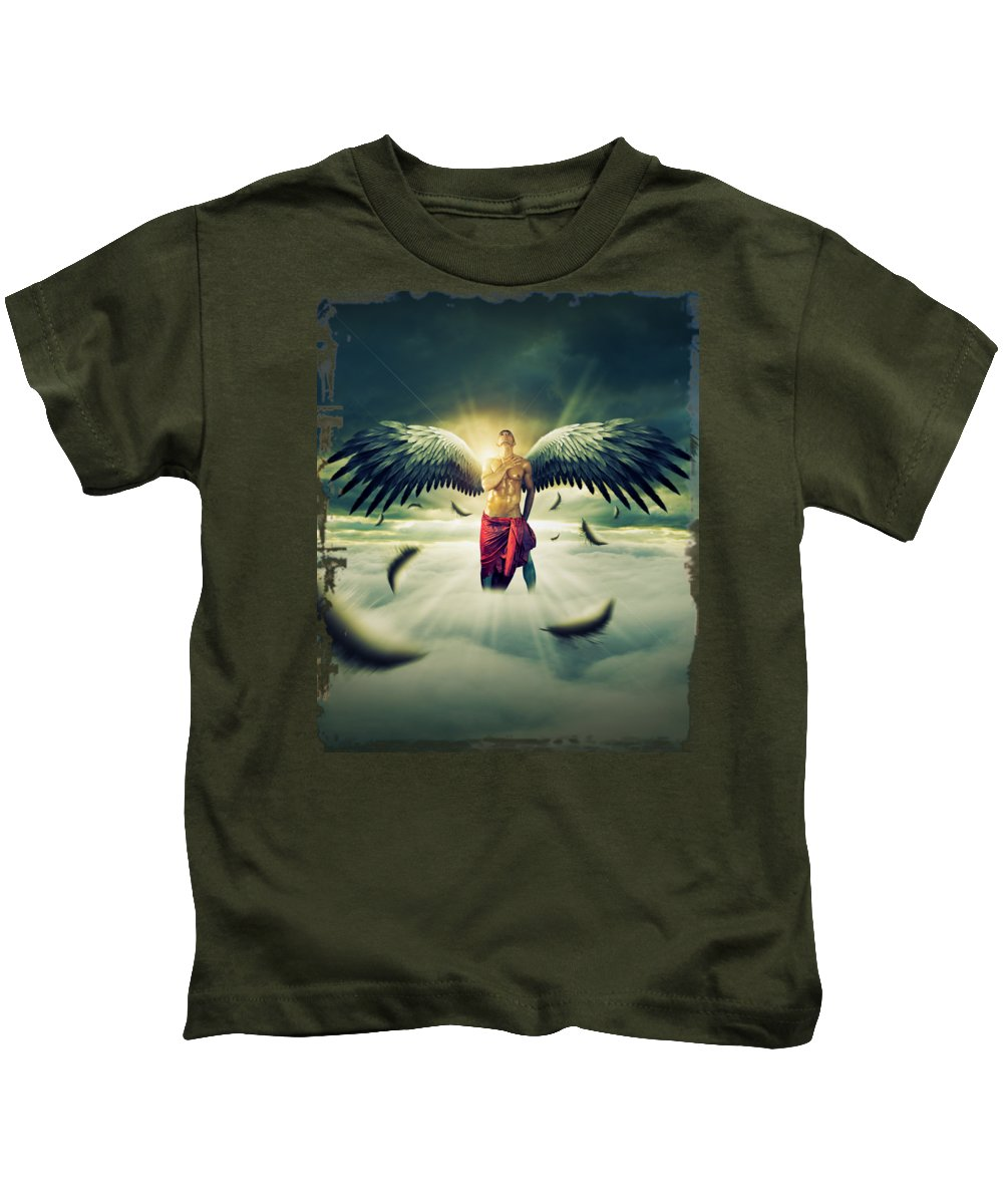 Mysterious Kids T-Shirts
