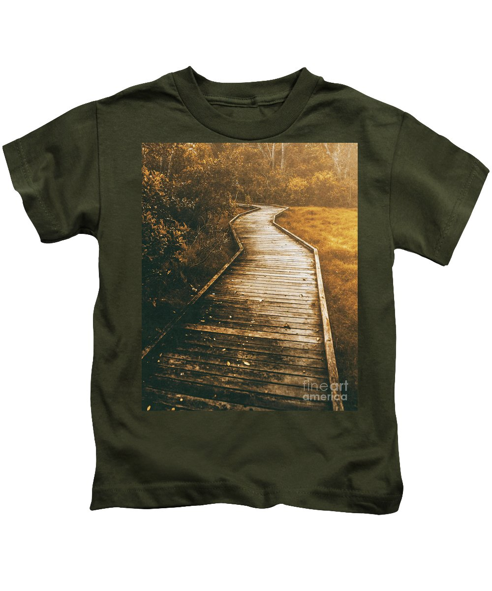 Swampland Kids T-Shirts