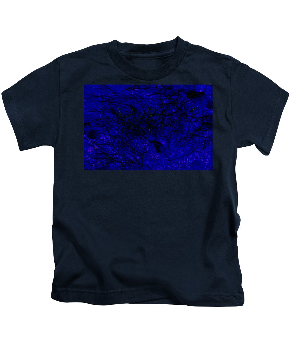 Finland Kids T-Shirt featuring the photograph Color Abstracts by Jouko Lehto