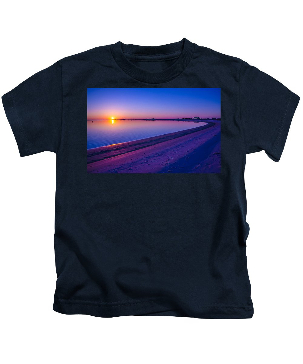 Canvas Kids T-Shirt featuring the photograph 2014 04 10 01 C 0048 by Mark Olshefski