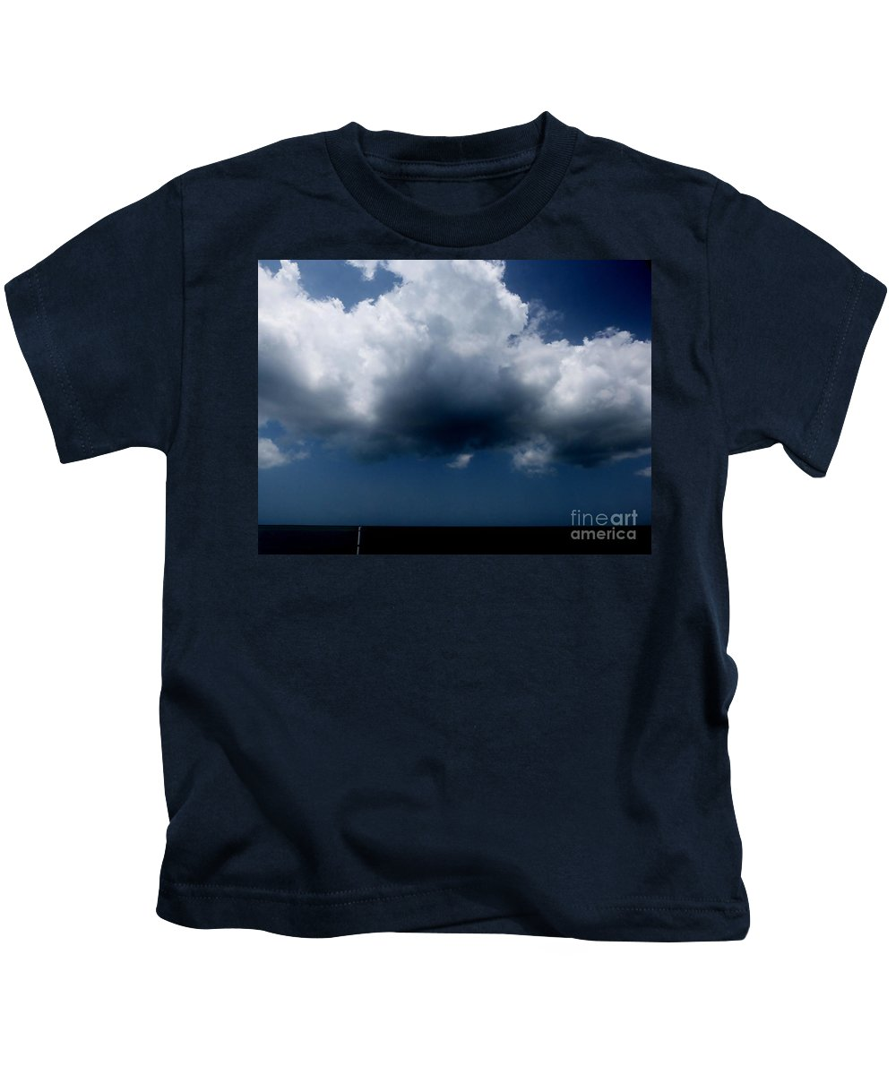 Color Kids T-Shirt featuring the photograph Hover by Amar Sheow