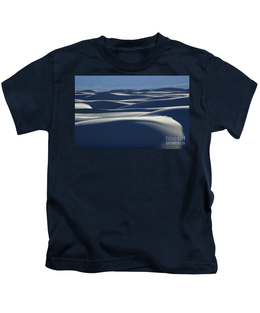 Landscape Kids T-Shirt featuring the photograph More Layers by Vivian Christopher