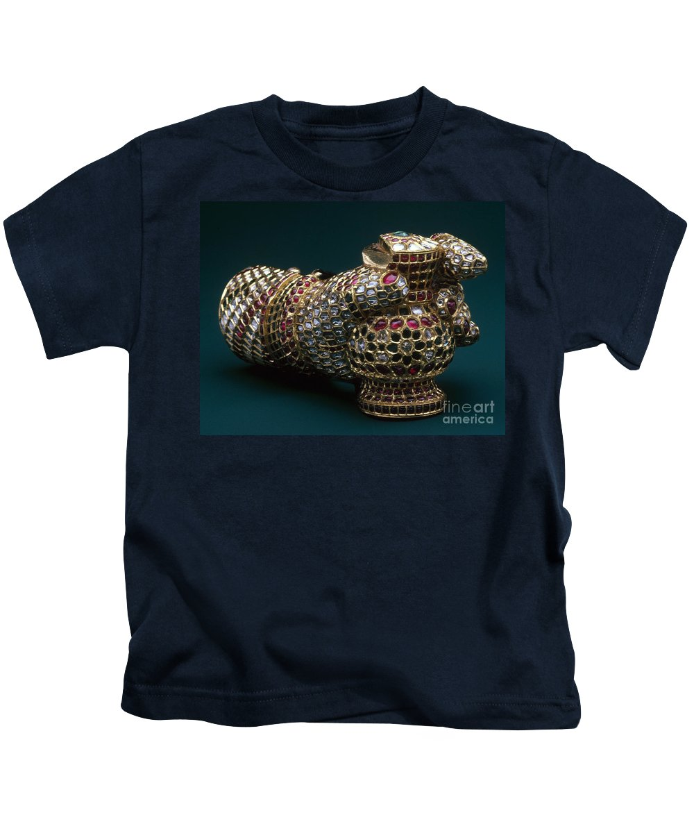 Antique Kids T-Shirt featuring the photograph Mysore Treasure by Granger