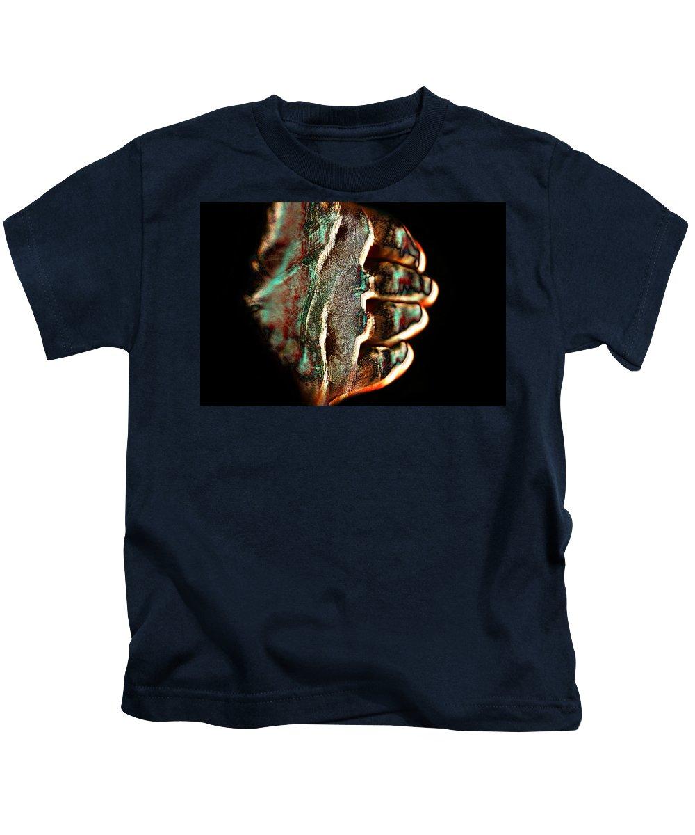 Orgone Kids T-Shirt featuring the photograph Orgone Transceiver by Stanislav Killer
