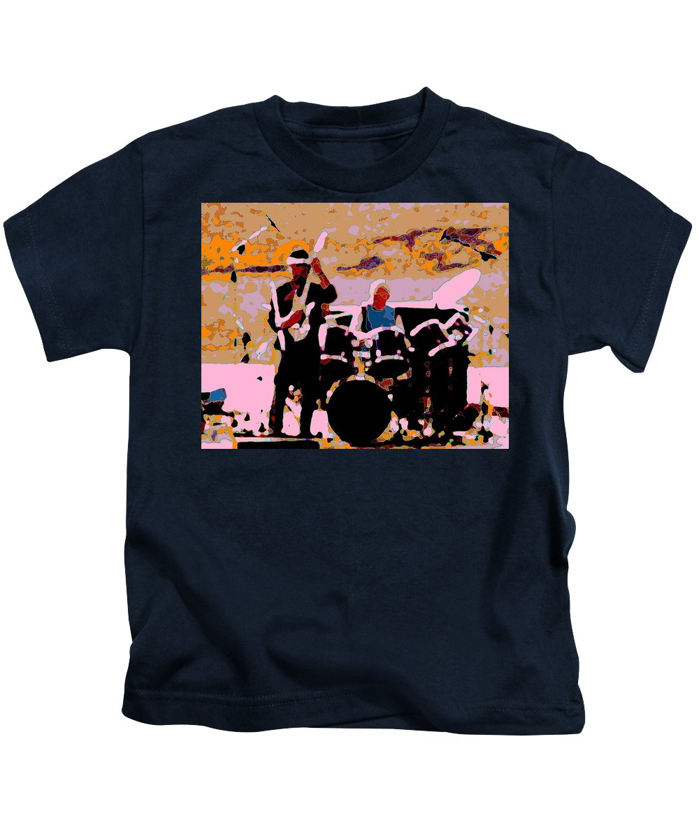 Spirit Kids T-Shirt featuring the photograph Spirit At The Gorge 29a by Ben Upham