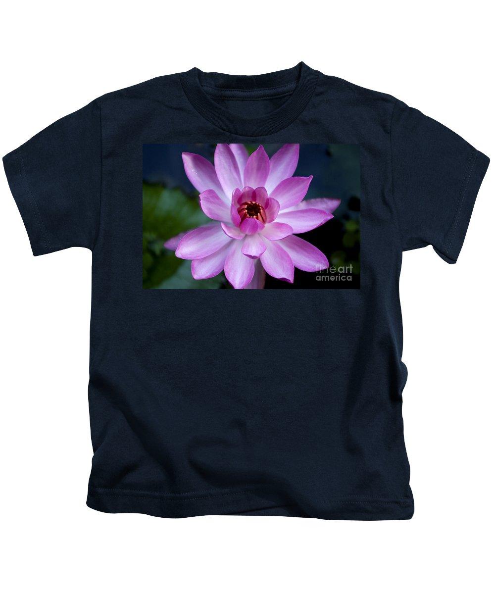 Flower Kids T-Shirt featuring the photograph Whisper Sweet Nothings by Kerryn Madsen-Pietsch