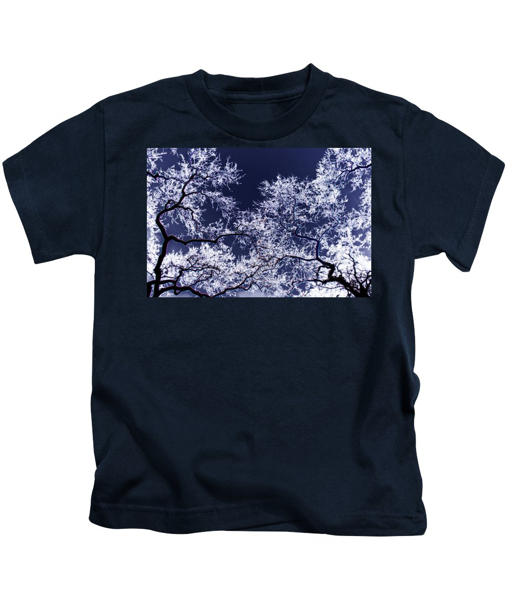 Tree Kids T-Shirt featuring the photograph Tree Fantasy 17 by Lee Santa