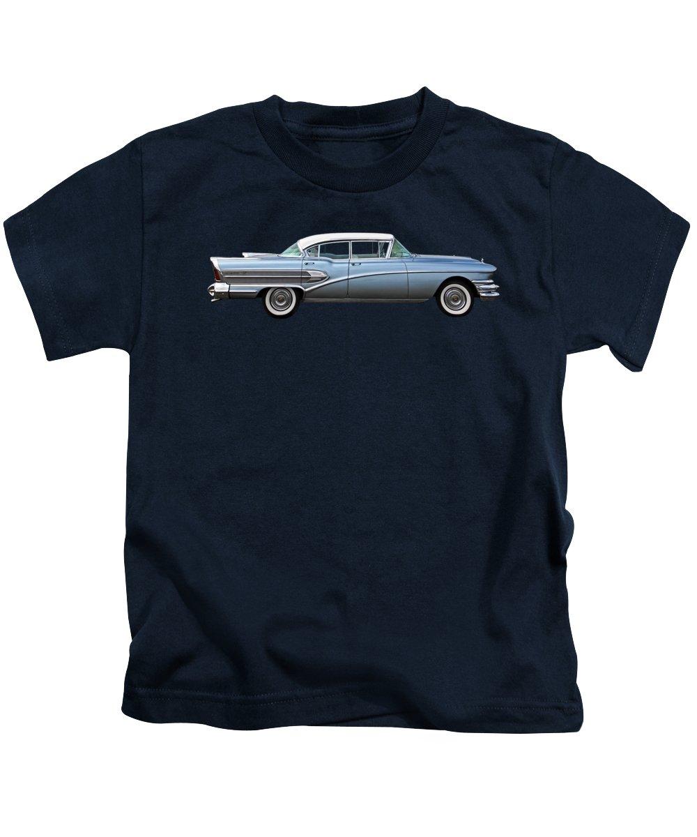 1958 Photographs Kids T-Shirts