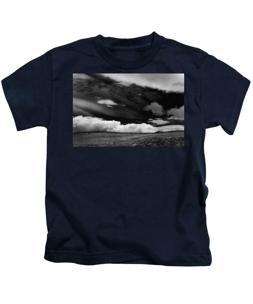 Argentina Kids T-Shirt featuring the photograph A Day Of Fury by Osvaldo Hamer