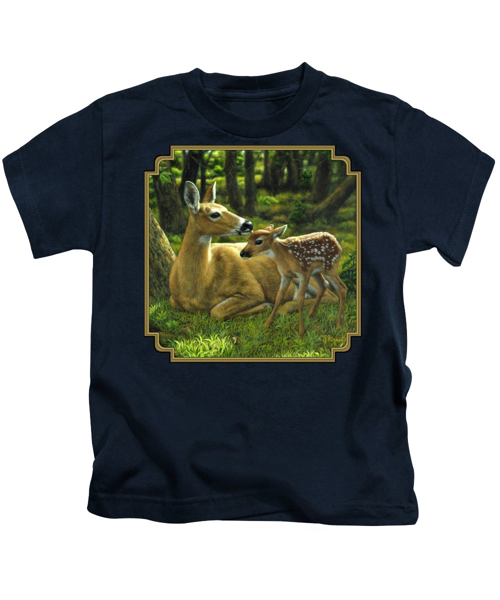 Deer Kids T-Shirts