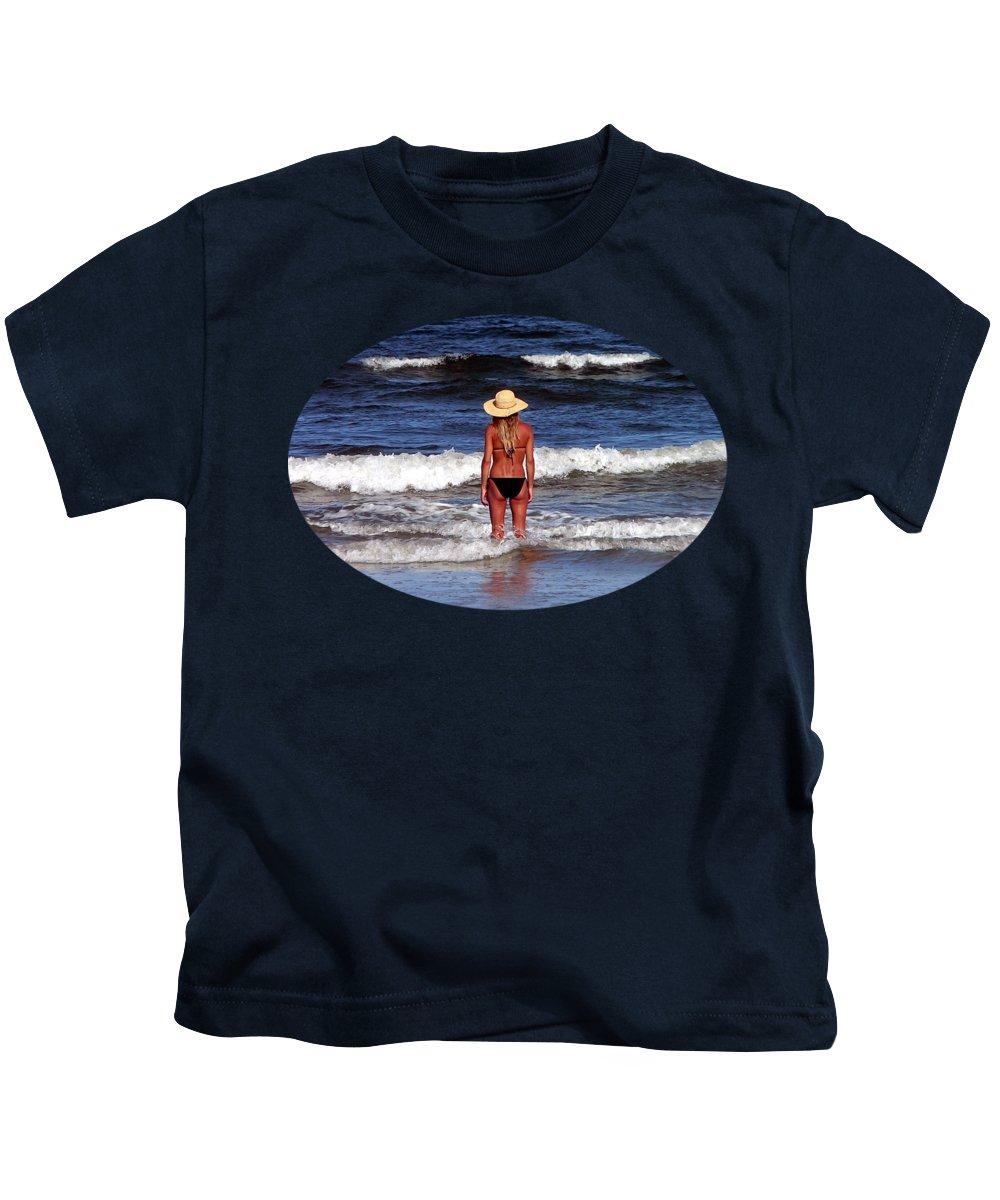 Sunbather Kids T-Shirts