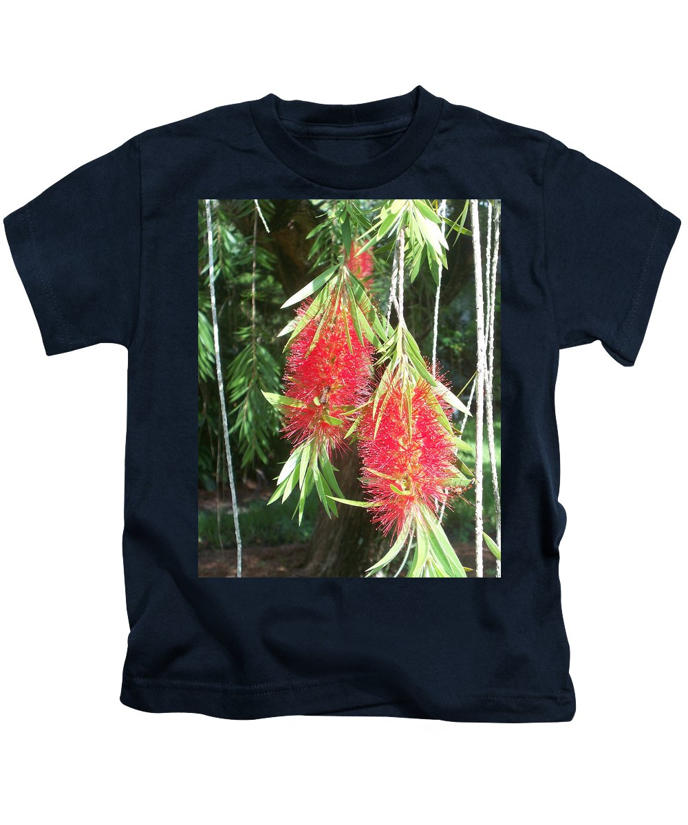 Florida Kids T-Shirt featuring the photograph Bittersweet Bloom II by Chris Andruskiewicz