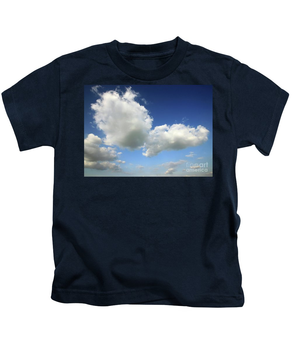 Sky Kids T-Shirt featuring the photograph Butterfly by Deborah Brodie