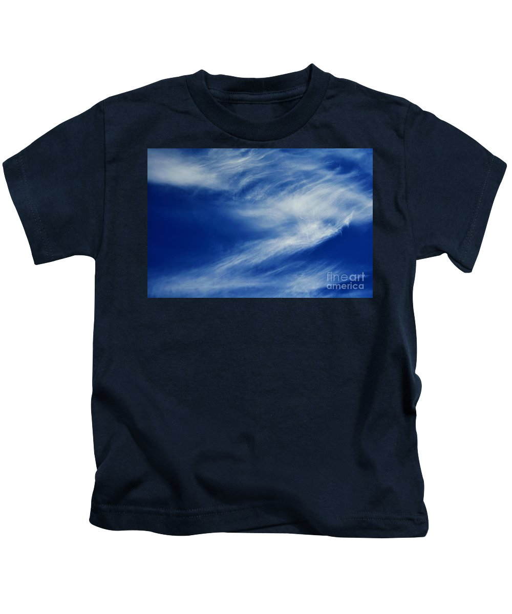 Clay Kids T-Shirt featuring the photograph Cloud Formations by Clayton Bruster