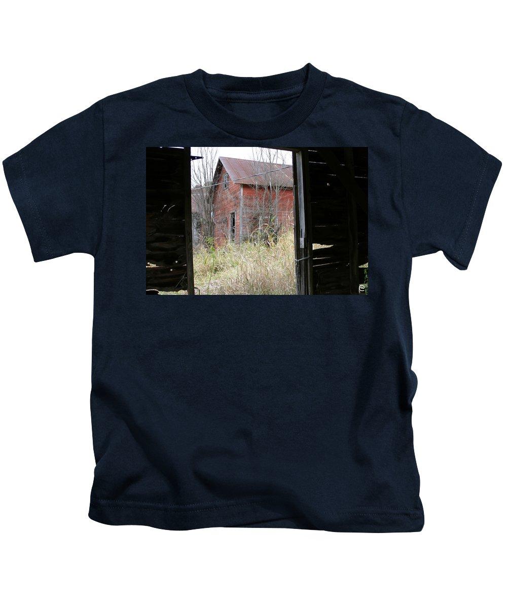 For Sale Kids T-Shirt featuring the photograph For Sale by Bjorn Sjogren