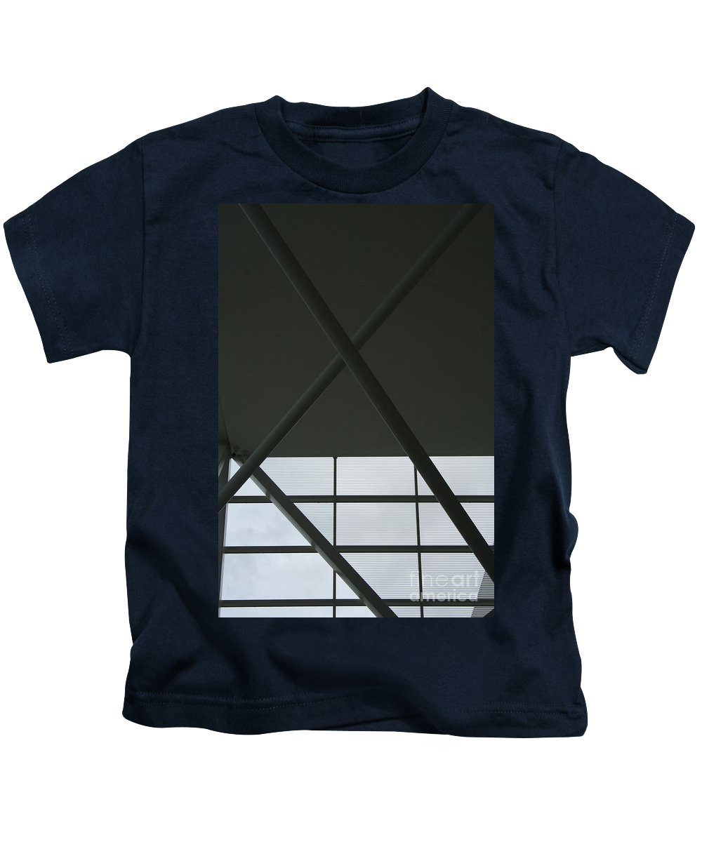 Kids T-Shirt featuring the photograph Geo by Jamie Lynn