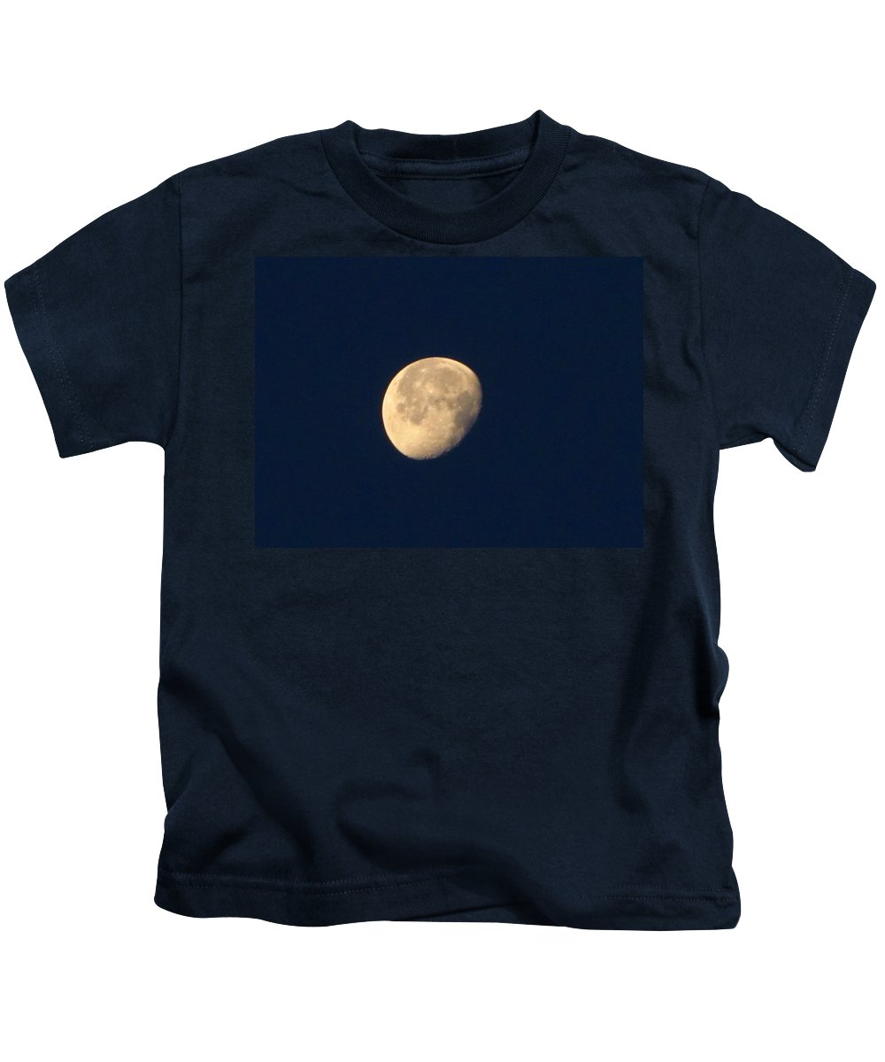Moon Kids T-Shirt featuring the photograph Light Of The Moon by Robert Nacke