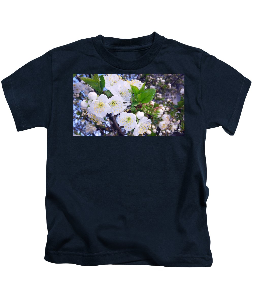 Blooming Tree Kids T-Shirt featuring the photograph Lovely Spring by Jasna Dragun