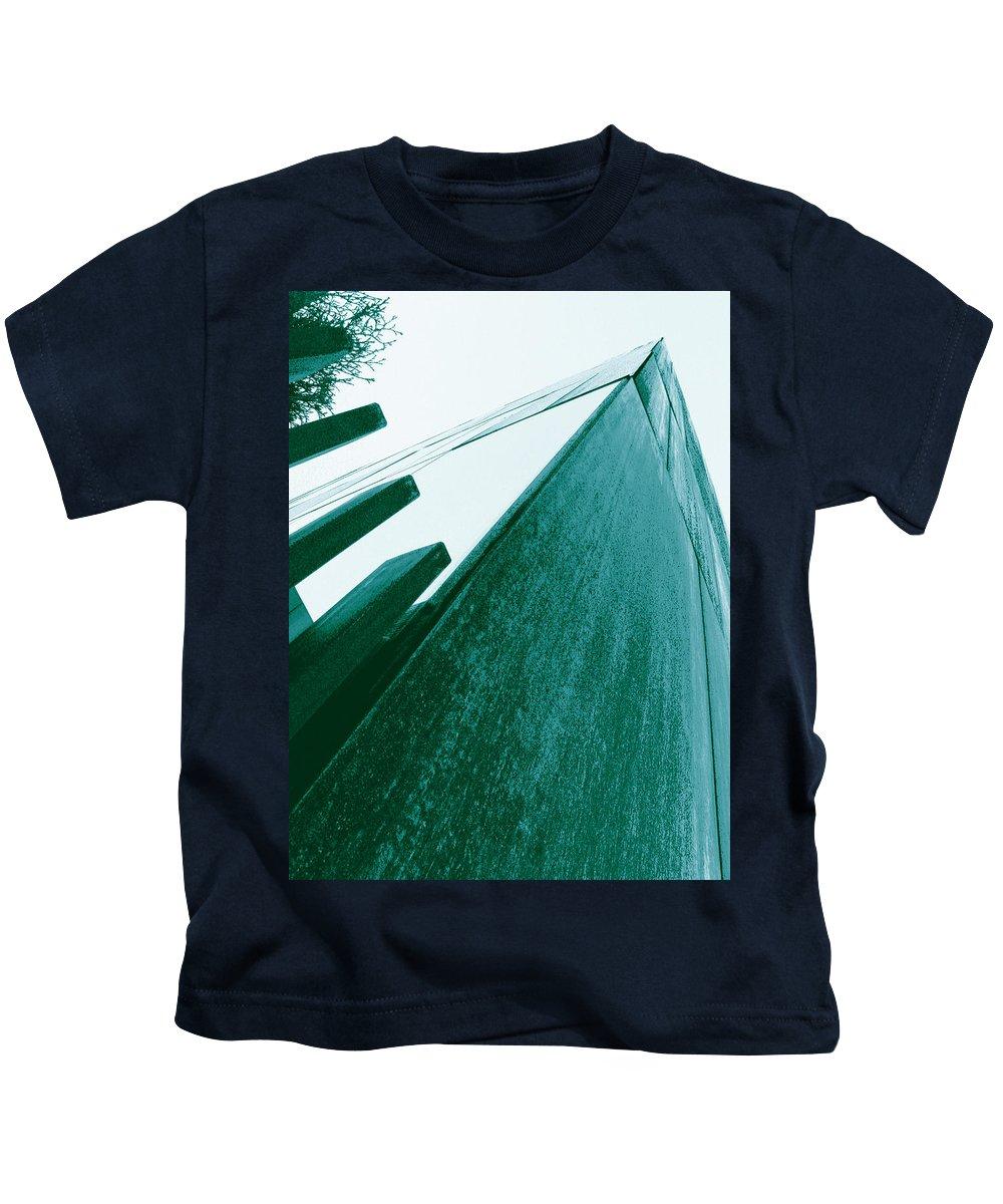 Mca Kids T-Shirt featuring the photograph Mca Denver by Jeffery Ball