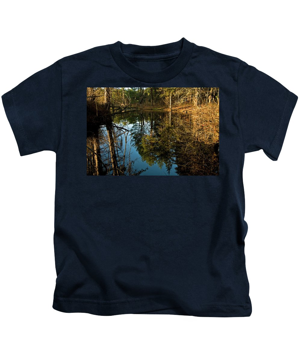 vermont Images Kids T-Shirt featuring the photograph Natures Elements by Paul Mangold
