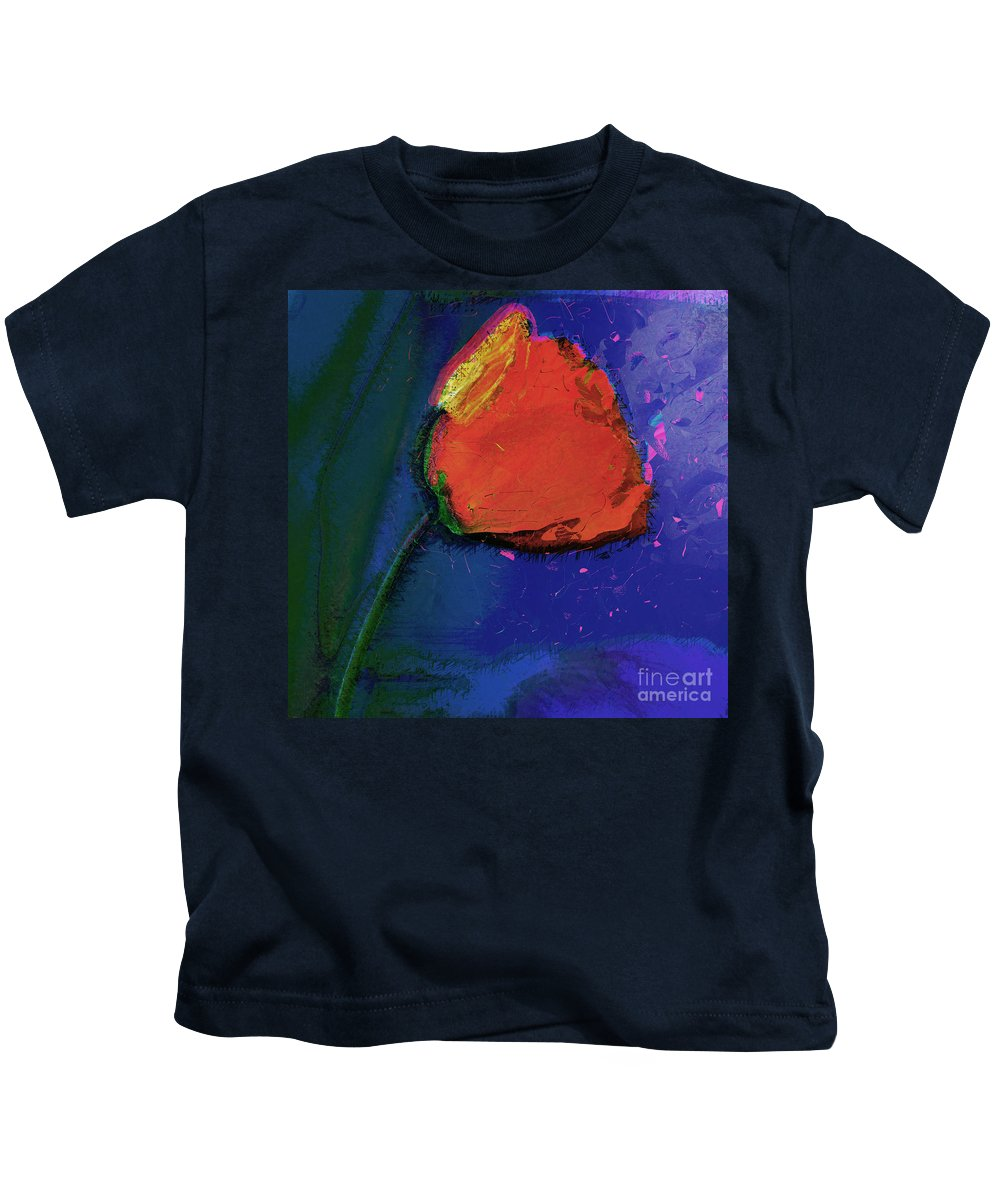 Flower Kids T-Shirt featuring the photograph Only One by Donna Bentley