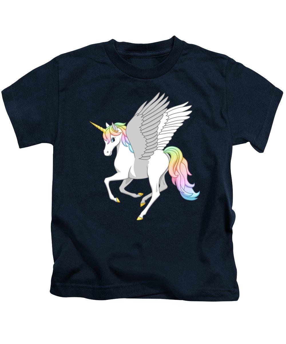 Pegasus Kids T-Shirts