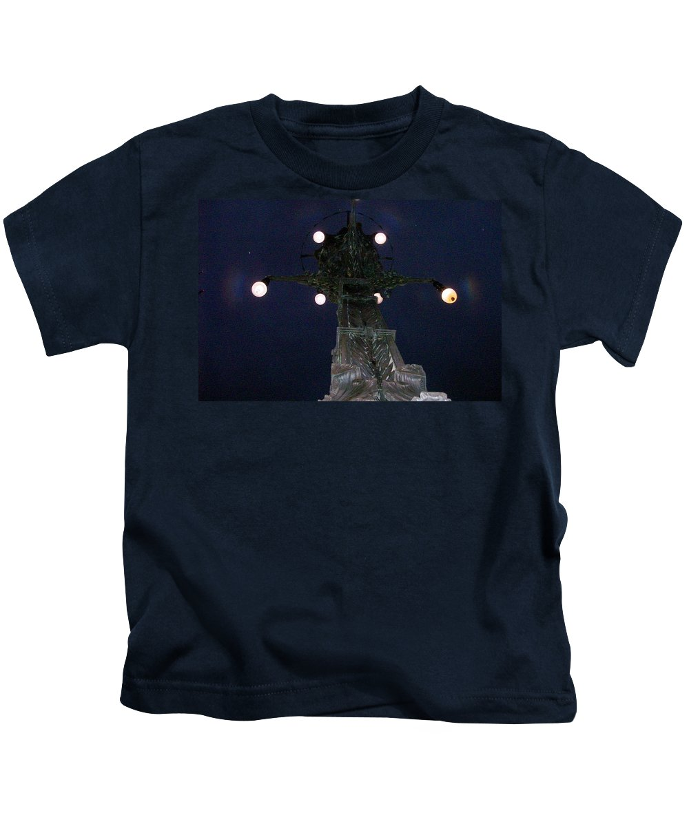 Night Kids T-Shirt featuring the photograph Strange Eyes by Stephen King