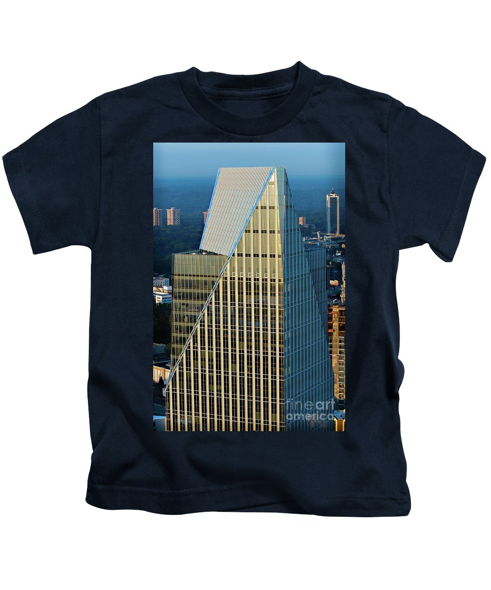 Buckhead Kids T-Shirt featuring the photograph Terminus by Doug Sturgess