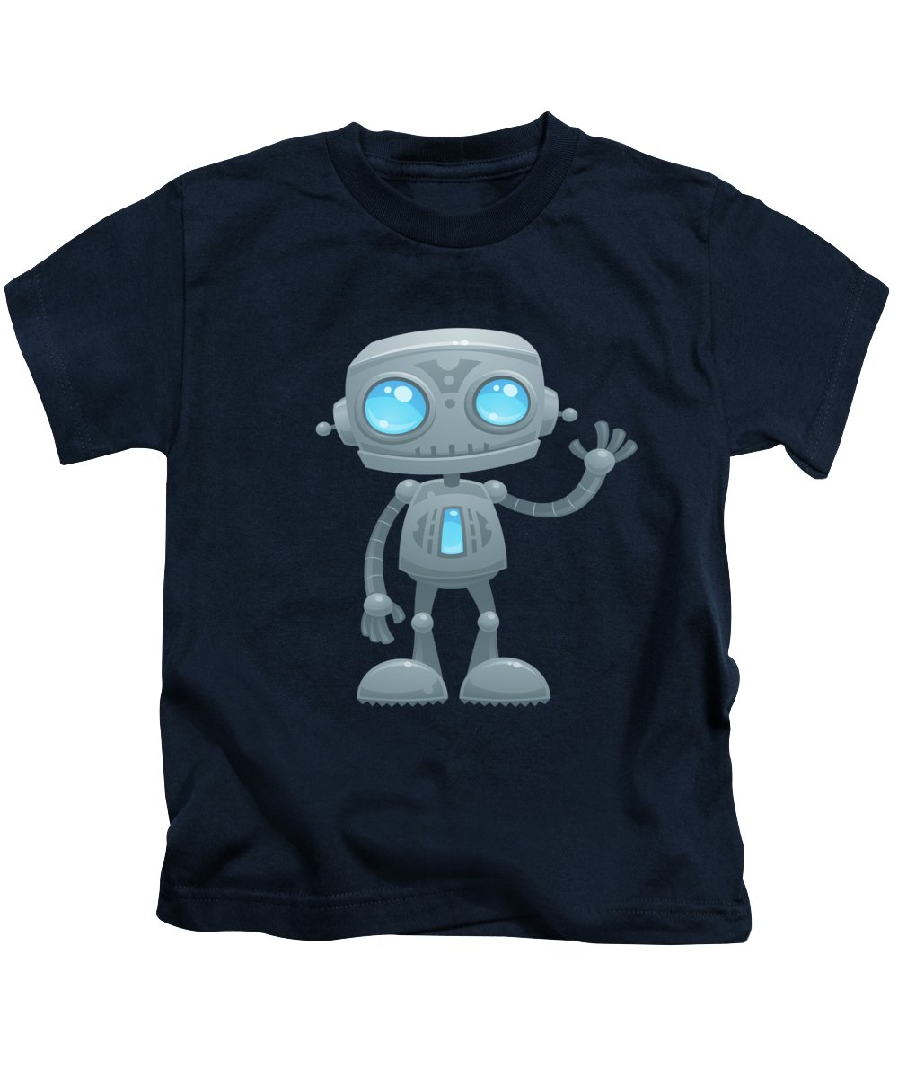 Cartoon Kids T-Shirts