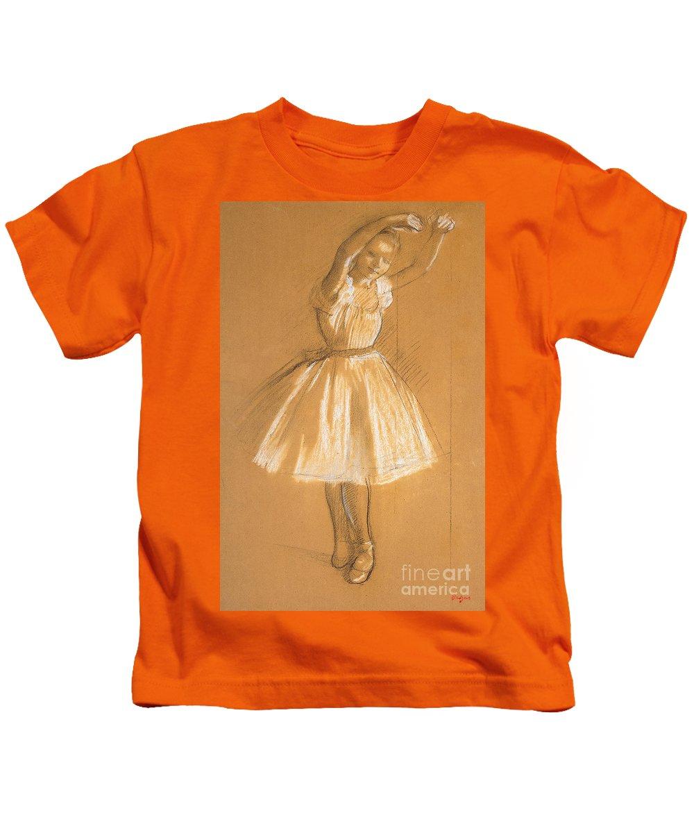 Impressionistic Drawings Kids T-Shirts