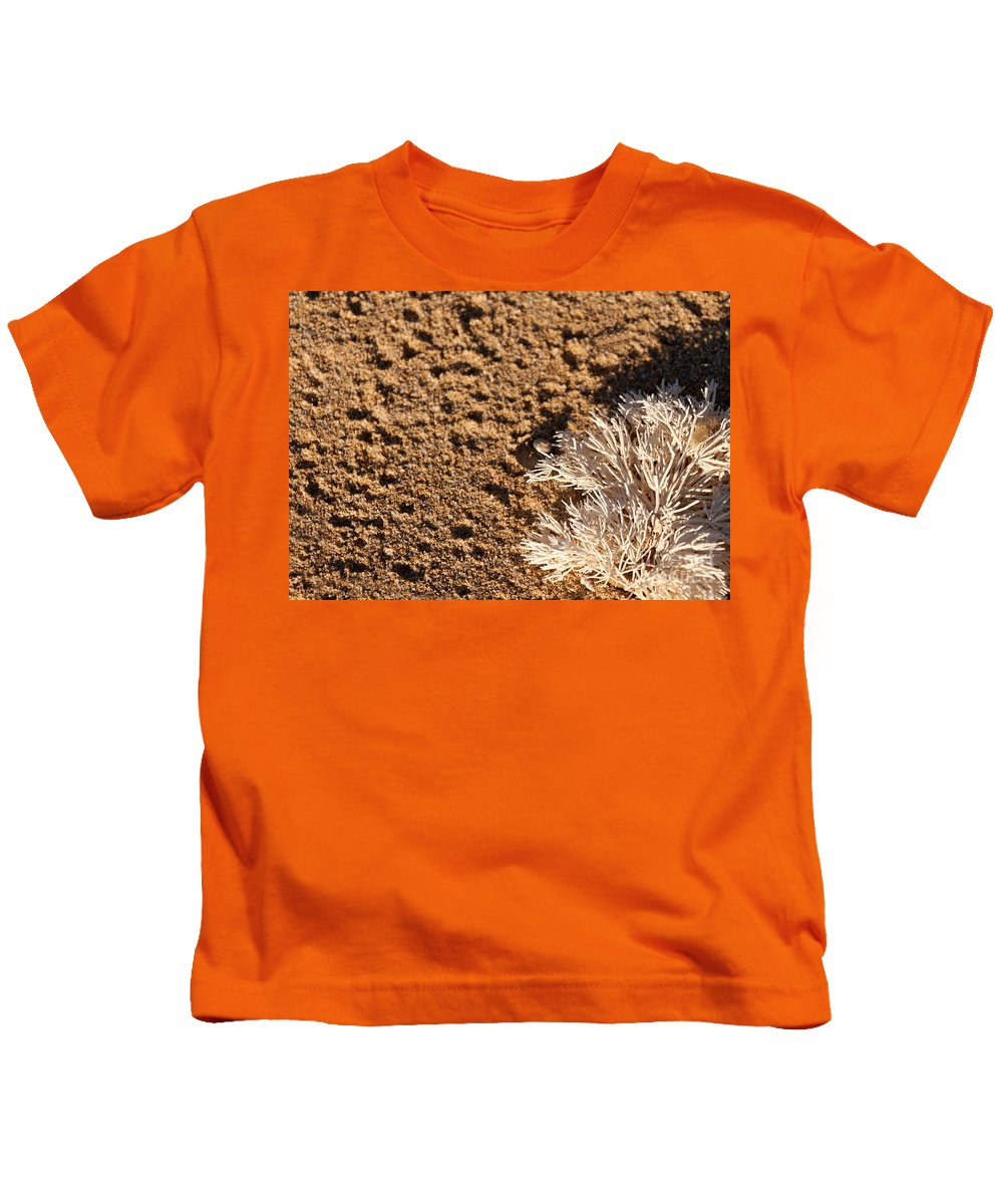 Australia Kids T-Shirt featuring the photograph On The Beach 06 by Rick Piper Photography