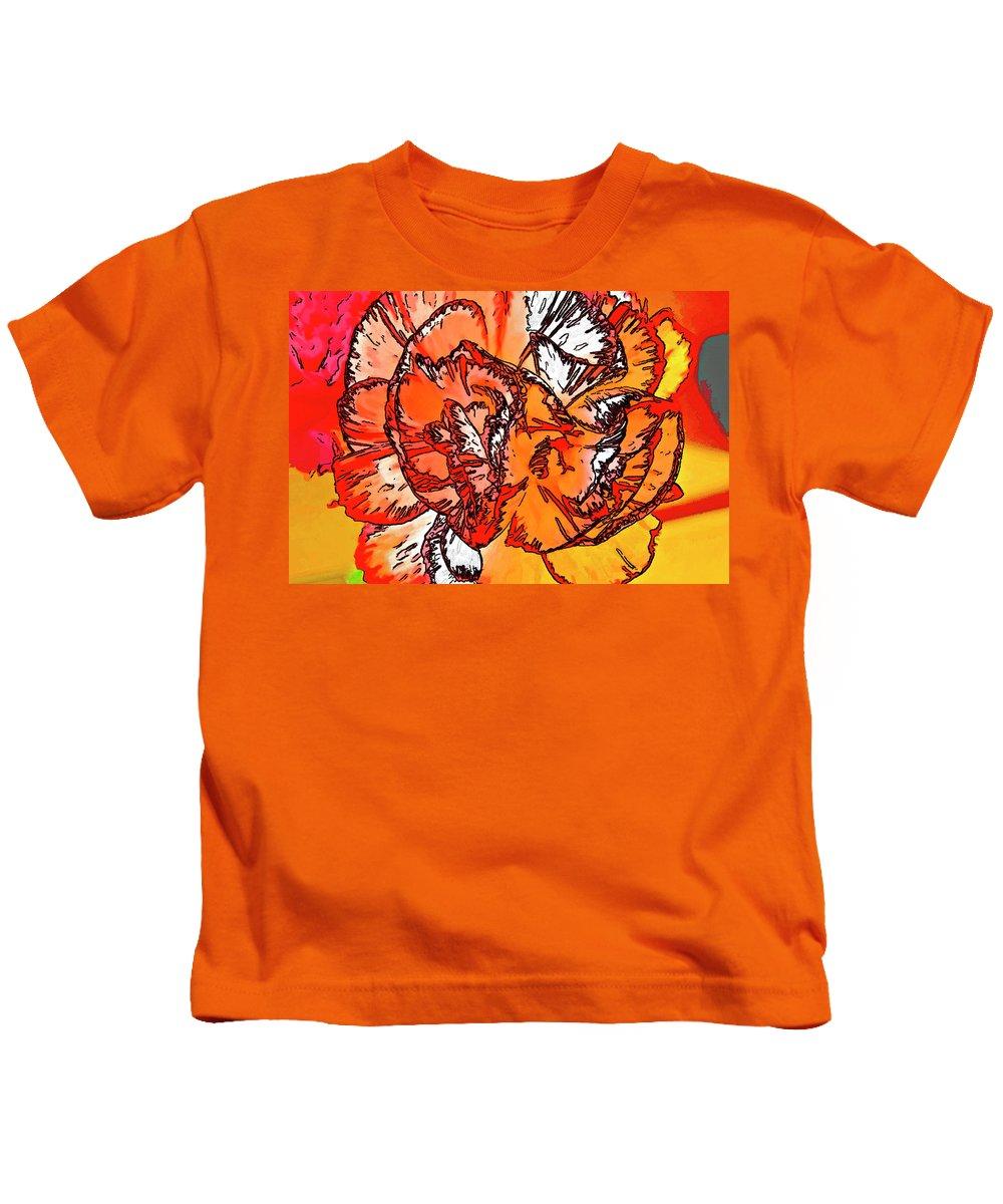 Flower Kids T-Shirt featuring the photograph Reincarnation by Steve Harrington